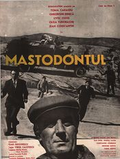 Poster Mastodontul