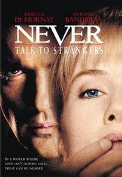 Poster Never Talk to Strangers