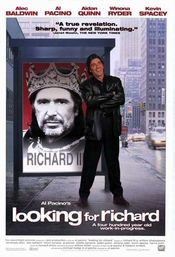 Poster Al Pacino's Looking for Richard
