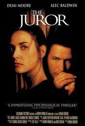 Poster The Juror