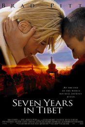 Poster Seven Years in Tibet