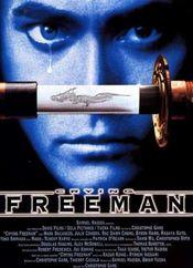 Poster Crying Freeman