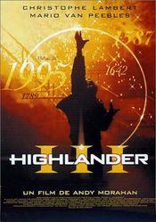 Poster Highlander III: The Sorcerer