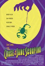 Poster The Curse of the Jade Scorpion