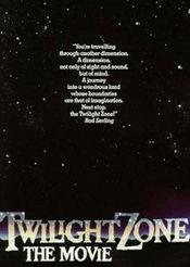 Poster Twilight Zone: The Movie