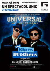 Poster The Blues Brothers