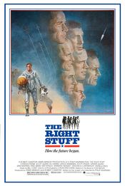 Poster The Right Stuff