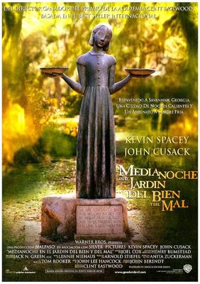 Poster Midnight In The Garden Of Good And Evil 1997 Poster Miezul Nop Ii N Gr Dina Binelui