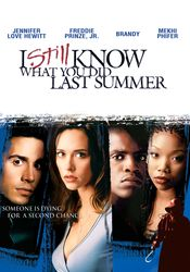 Poster I Still Know What You Did Last Summer