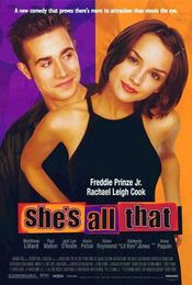 Poster She's All That