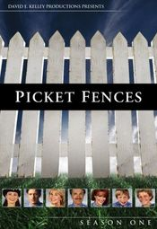 Poster Picket Fences
