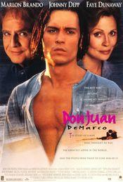 Poster Don Juan DeMarco
