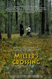 Poster Miller's Crossing