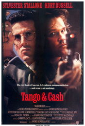 Poster Tango and Cash