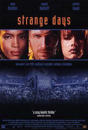 Poster Strange Days