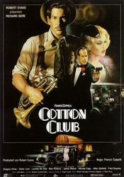 Poster The Cotton Club