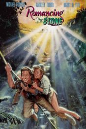 Poster Romancing the Stone