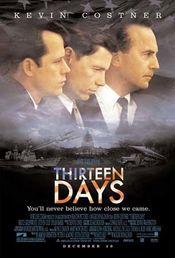 Poster Thirteen Days