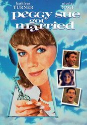 Poster Peggy Sue Got Married