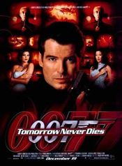 Poster Tomorrow Never Dies