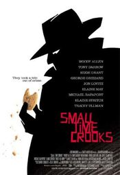 Poster Small Time Crooks