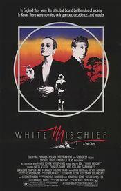 Poster White Mischief