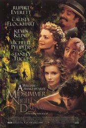 Poster A Midsummer Night's Dream