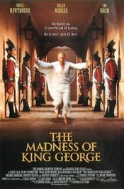 Poster The Madness of King George