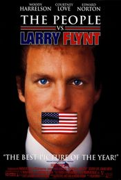 Poster The People vs. Larry Flynt