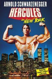 Poster Hercules in New York