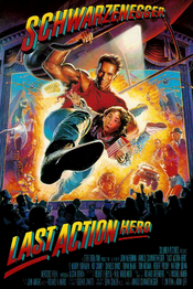 Poster Last Action Hero