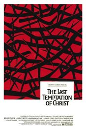 Poster The Last Temptation of Christ
