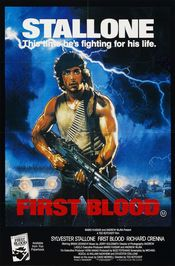 Poster First Blood