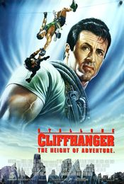 Poster Cliffhanger