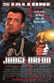 Poster Judge Dredd