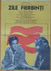Poster Zile fierbinți