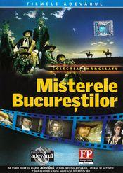 Poster Misterele Bucureștilor