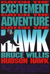Poster Hudson Hawk