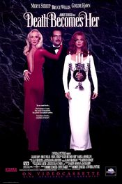 Poster Death Becomes Her