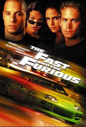 Poster The Fast and the Furious
