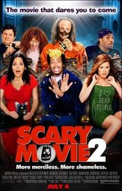 Poster Scary Movie 2