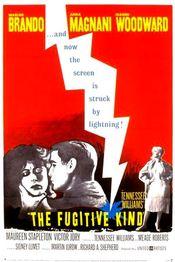 Poster The Fugitive Kind