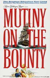 Poster Mutiny on the Bounty