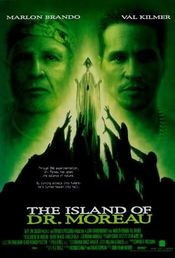 Poster The Island of Dr. Moreau