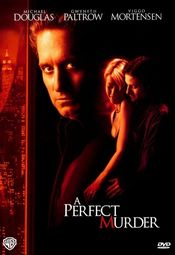 Poster A Perfect Murder