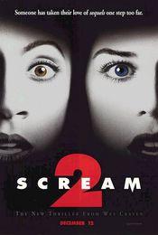 Poster Scream 2