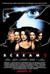 Poster Scream 3