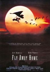 Poster Fly Away Home
