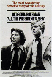 Poster All the President's Men
