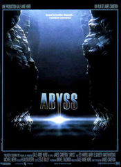 Poster The Abyss